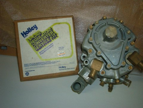 Holley Propane Regulator/Converter